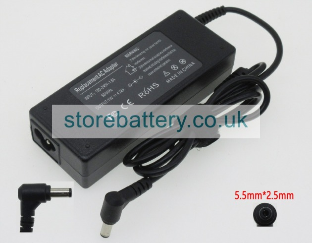 ASUS EXA0703YH 19V 90Wh laptop computer adapter in UK United Kingdom - Click Image to Close
