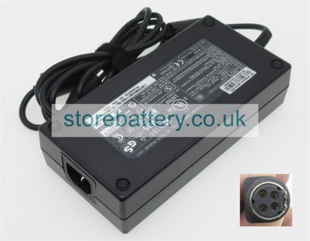 TOSHIBA ADP-180HB B 19V 180Wh laptop computer adapter in UK United Kingdom - Click Image to Close
