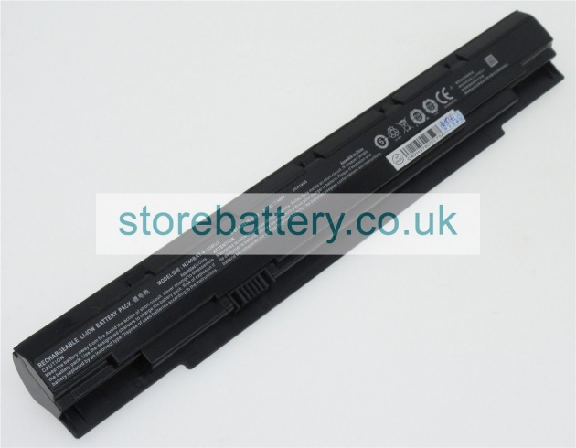 CLEVO 6-87-N24JS-42F-1 14.8V or 15.12V 44Wh laptop computer battery in UK United Kingdom - Click Image to Close
