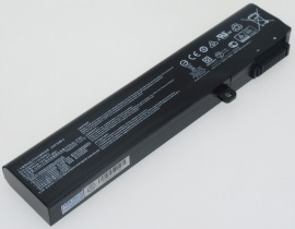 MSI GP62 6QG-1071XCN 10.86V 41.40Wh or 51Wh laptop computer batteries in UK United Kingdom